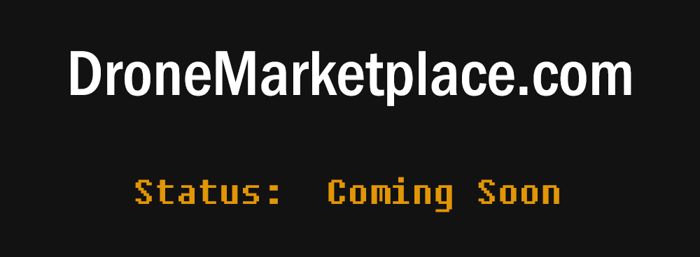 Drone Marketplace