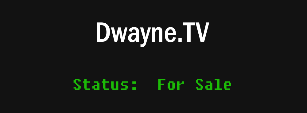 Dwayne.TV